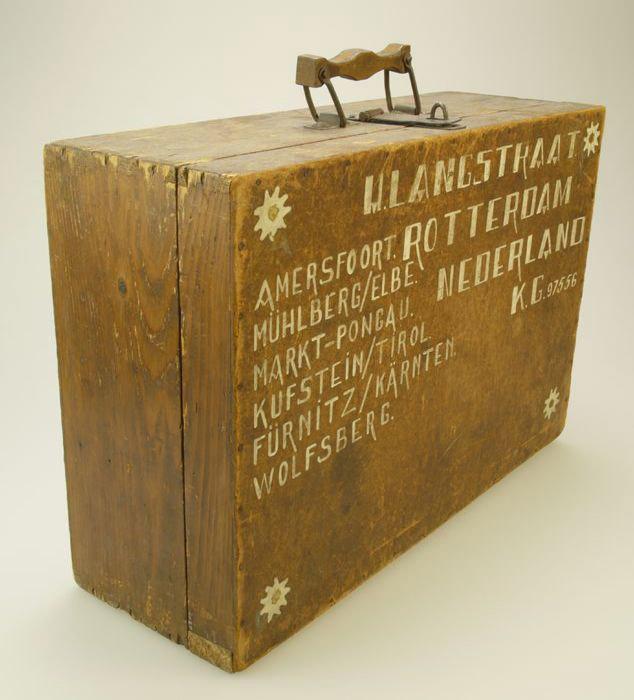 Koffer van W. Langstraat