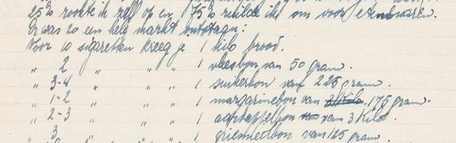 Fragment dagboek Bouts