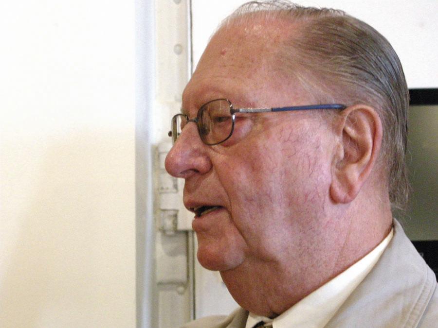 Interview met Piet van Vliet op 22 juni 2012